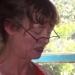 Sylvie Latrille en petit chaperon rouge