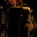 La chanteuse accordéoniste